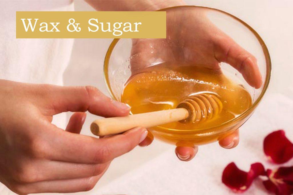 Wax & Sugar